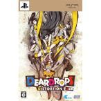 PSP【新品】 DEARDROPS DISTORTION (ディアドロップス ディストーション) (限定版)