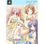 PSP【新品】 てとてトライオン! TROPICAL (初回限定版)