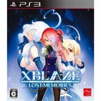 PS3【新品】 XBLAZE LOST:MEMORIES (エクスブレイズ ロストメモリーズ)