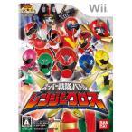 Wii【新品】 スーパー戦隊バトル レンジャークロス 〈特典同梱〉