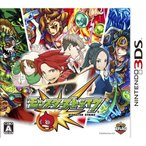 3DS【新品】 モンスターストライク
