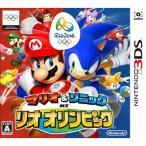 3DS【新品】 マリオ&ソニック AT リオオリンピック