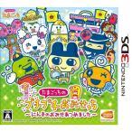3DS【新品】 たまごっちのプチプチおみせっち〜にんきのおみせあつめました〜