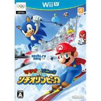 WiiU【新品】 マリオ&ソニック AT ソチオリンピック