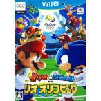 【送料無料】【新品】WiiU:マリオ&ソニック AT リオオリンピック