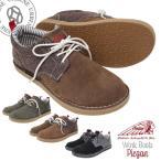 インディアンモトサイクル Indian ワークチャッカブーツ ピーガン スウェード メンズシューズ 靴 ブーツ 厚底 スニーカー 紐靴 スエード