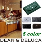 DEAN&DELUCA dean&deluca エコバッグ 折りたたみ式 ディーン&デルーカ キャンバストートバッグ エコバッグ