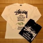 【STUSSY】(ステューシー) USF STUSSY L/S TEE 長袖 T