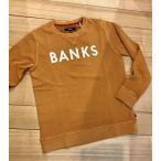 17'AW!!【BANKS】(バンクス) CLASSIC トレーナー
