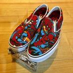 SALE!!【VANS】(ヴァンズ) VANS×MARVEL Spider Man ヴァンズ マーベル コラボ スパイダーマン スニーカー UF1809VS11