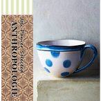ANTHROPOLOGIE アンソロポロジー マグカップ ドット 水玉 スープカップ