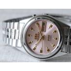 オリエント ORIENT FEM6Q00EM9 スリースター オートマ シルバー メンズサイズ 逆輸入モデル 腕時計 新品