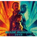 BLADE RUNNER 2049(ORIGINAL MOTION PICTURE SOUNDTRACK)【輸入盤】▼/HANS ZIMMER & BENJAMIN WALLFISCH[CD]【返品種別A】