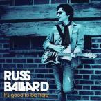 IT'S GOOD TO BE HERE【輸入盤】▼/RUSS BALLARD[CD]【返品種別A】