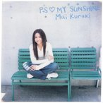 P.S■MY SUNSHINE/倉木麻衣[CD]【返品種別A】