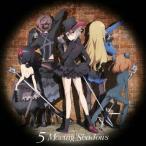 TVアニメ『プリンセス・プリンシパル』キャラクターソングミニアルバム「5 Moving Shadows」/TVサントラ[CD]【返品種別A】