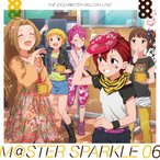 THE IDOLM@STER MILLION LIVE! M@STER SPARKLE 06/ゲーム・ミュージック[CD]【返品種別A】