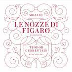 モーツァルト:歌劇「フィガロの結婚」ハイライト/クルレンツィス(テオドール)[Blu-specCD2]【返品種別A】