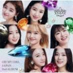 OH MY GIRL JAPAN 2nd ALBUM 初回限定盤A  DVD付  特典なし