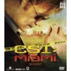 CSI マイアミ コンパクト DVD BOX シーズン7
