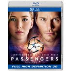 パッセンジャー IN 3D/ジェニファー・ローレンス[Blu-ray]【返品種別A】