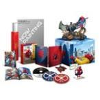 [枚数限定][限定版]スパイダーマン:ホームカミング プレミアムBOX (2D+3D+4K ULTRA HDブルーレイ)(村田雄介描き下ろし 日本限定B3ポス...[Blu-ray]【返品種別A】
