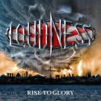 [枚数限定][限定盤]RISE TO GLORY -8118-(初回限定盤)/LOUDNESS[CD+DVD]【返品種別A】