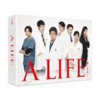 [枚数限定][初回仕様/先着特典付]A LIFE〜愛しき人〜 Blu-ray BOX/木村拓哉[Blu-ray]【返品種別A】