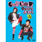COWCOW CONTE LIVE 4/COWCOW[DVD]【返品種別A】