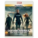 キャプテン・アメリカ/ウィンター・ソルジャー MovieNEX/クリス・エヴァンス[Blu-ray]【返品種別A】