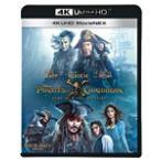 パイレーツ・オブ・カリビアン/最後の海賊 4K UHD MovieNEX/ジョニー・デップ[Blu-ray]【返品種別A】