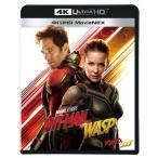 アントマン&ワスプ 4K UHD MovieNEX/ポール・ラッド[Blu-ray]【返品種別A】