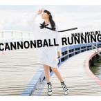 CANNONBALL RUNNING 初回限定盤CD Blu-ray