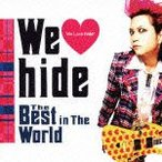 We ■ hide The Best in The World/hide[CD]通常盤【返品種別A】