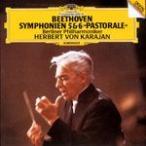 ベートーヴェン:交響曲第5番《運命》&第6番《田園》/カラヤン(ヘルベルト・フォン)[SHM-CD]【返品種別A】