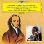 パガニーニ:ヴァイオリン協奏曲第1番、第2番《ラ・カンパネッラ》/アッカルド(サルヴァトーレ)[CD]【返品種別A】