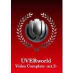 UVERworld Video Complete-act.2-/UVERworld[DVD]【返品種別A】