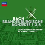 J.S.バッハ: ブランデンブルク協奏曲 第1番-第3番・第5番/シャイー(リッカルド)[SHM-CD]【返品種別A】