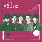 [枚数限定][限定盤]NOT FOUND(初回限定盤A)[初回仕様]/Sexy Zone[CD+DVD]【返品種別A】