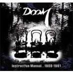 Instruction Manual...1988-1991/DOOM[CD+DVD]�����'���A��