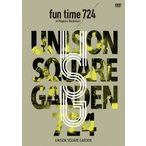 "LIVE DVD「UNISON SQUARE GARDEN LIVE SPECIAL""fun time 724""at Nippon Budokan 2015.07.24」/UNISON SQUARE GARDEN[DVD]【返品種別A】"