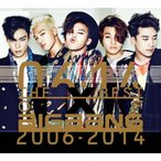 THE BEST OF BIGBANG 2006-2014/BIGBANG[CD]【返品種別A】
