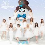 Mr.Snowman(DVD付)/e-girls[CD+DVD]【返品種別A】