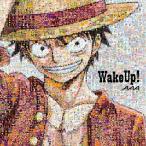 [枚数限定][限定盤]Wake up!(初回生産限定盤/ワンピース絵柄盤)/AAA[CD+DVD][紙ジャケット]【返品種別A】