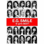[�������]E.G.SMILE -E-girls BEST-(2CD+3Blu-ray��)/E-girls[CD+Blu-ray]�����'���A��