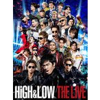 HiGH & LOW THE LIVE【Blu-ray】/オムニバス[Blu-ray]【返品種別A】