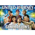 [枚数限定][限定版]GENERATIONS LIVE TOUR 2018 UNITED JOURNEY【初回生産限定盤/Blu-ray】/GENERATIONS from EXILE TRIBE[Blu-ray]【返品種別A】