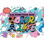 AAA DOME TOUR 2018 COLOR A LIFE Blu-ray Disc グッズ  初回生産限定盤