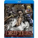 DRIFTERS 第3巻〈通常版〉/アニメーション[Blu-ray]【返品種別A】