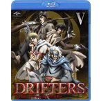 DRIFTERS 第5巻〈通常版〉/アニメーション[Blu-ray]【返品種別A】